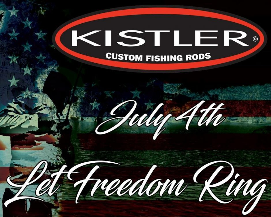 July 4th Kistler Rods