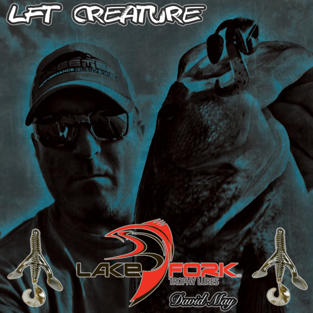 The Bass Connection and Lake Fork Trophy Lures