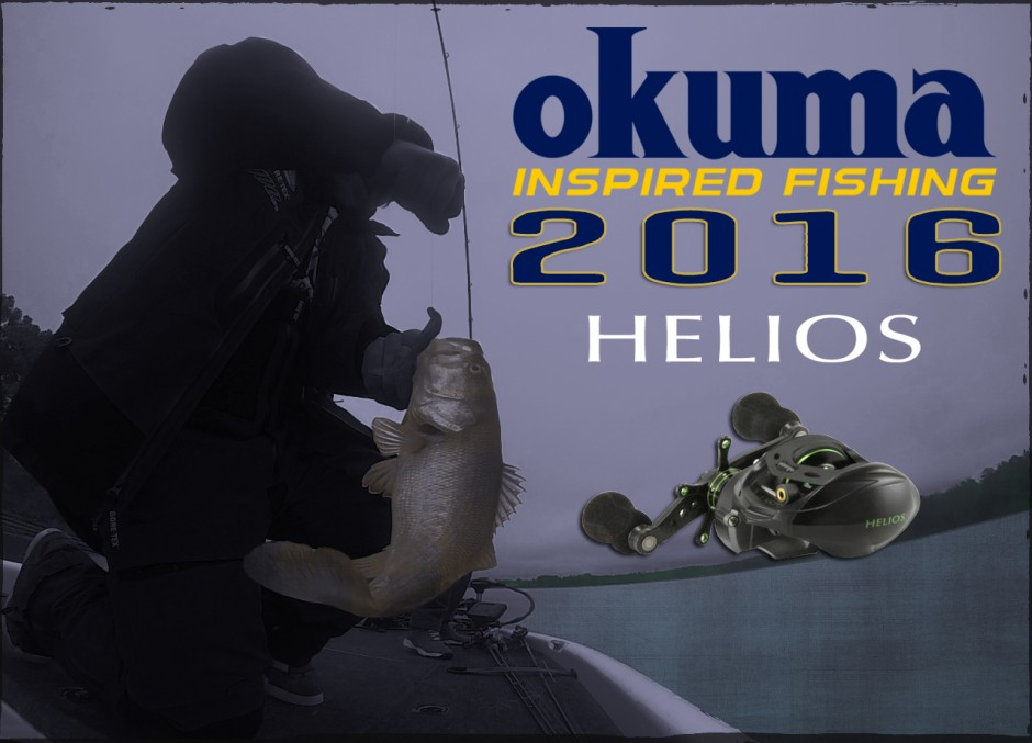 Okuma Fishing Reels with TBC