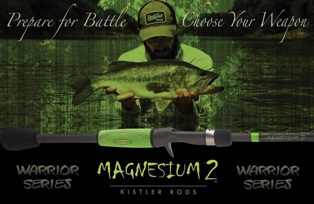 Kistler Rods and The Bass Connection